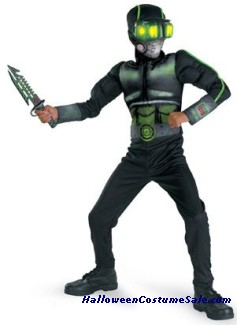 OPERATION STEALTH COMMANDO CHILD COSTUME