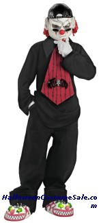 STREET MIME CHILD COSTUME