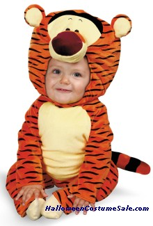 TIGGER WINNIE THE POOH TODDLER COSTUME