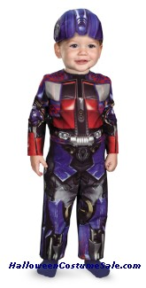 OPTIMUS INFANT COSTUME