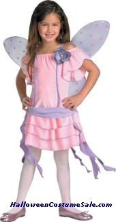 POSIE PINK CHILD COSTUME