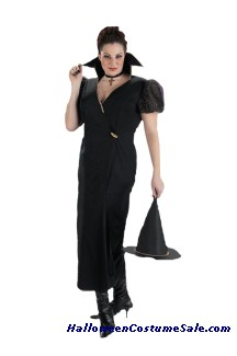 TRANSYLVANIA WITCH ADULT COSTUME - MY SIZE