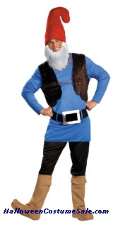 PAPA GNOME ADULT COSTUME