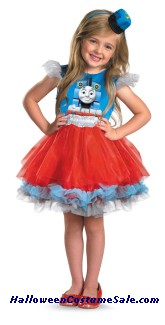 FRILLY THOMAS CHILD/TODDLER COSTUME