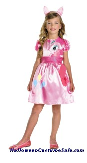 PINKIE PIE MAGIC OF CANTERLOT CHILD/TODDLER COSTUME