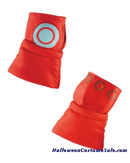 IRON MAN GAUNTLETS CHILD SIZE