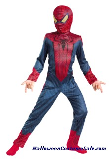 SPIDER-MAN MOVIE CLASSIC CHILD/TODDLER COSTUME