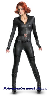 BLACK WIDOW AVENGERS THEATRICAL ADULT COSTUME