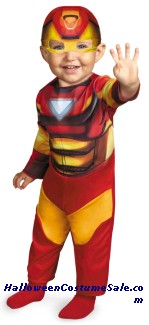 IRON MAN INFANT COSTUME