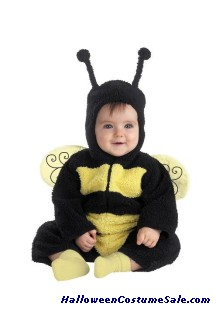 BUZZY BUMBLE BEE INFANT COSTUME