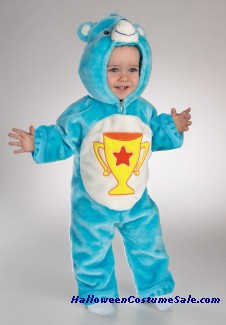 CARE BEAR CHAMP TODDLER COSTUME