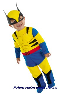 WOLVERINE INFANT COSTUME