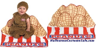 LITTLE PEANUT CHILD COSTUME - VERY CUTE!
