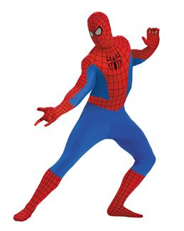SPIDER-MAN BODYSUIT PLUS SIZE ADULT COSTUME