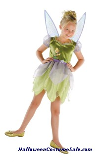 TINKERBELL & THE LOST TREASURES CHILD COSTUME