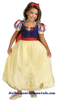 SNOW WHITE PRESTIGE CHILD COSTUME