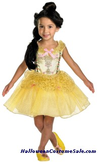 BELLE BALLERINA CLASSIC TODDLER COSTUME