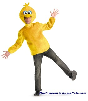BIG BIRD MALE ADULT COSTUME