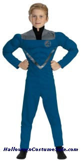 MR. FANTASTIC CHILD MUSCLE COSTUME