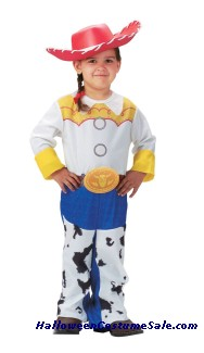 JESSIE CHILD/TEEN COSTUME