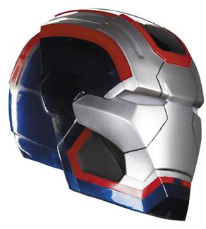 IRON PATRIOT ADULT HELMET