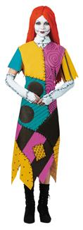 SALLY CLASSIC PLUS SIZE ADULT COSTUME