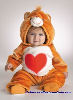 CARE BEAR TENDERHEART INFANT COSTUME
