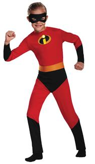 INCREDIBLE DASH CLASSIC TODDLER CHILD COSTUME