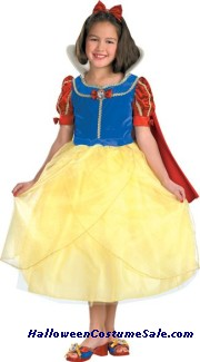 DISNEY SNOW WHITE DELUXE CHILD COSTUME