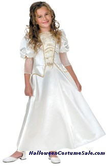 DISNEY ELIZABETH CHILD COSTUME