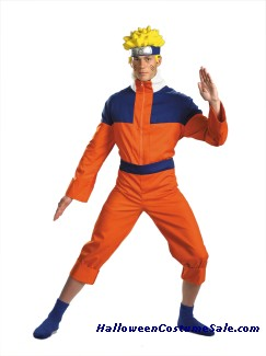 DELUXE NARUTO CHILD/TEEN COSTUME