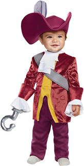 CAPTAIN HOOK CLASSIC TODDLER COSTUME