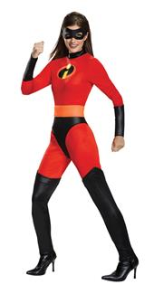 MRS INCREDIBLE CLASSIC ADULT COSTUME