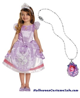 SOFIA DELUXE TODDLER COSTUME