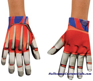OPTIMUS PRIME CHILD GLOVES