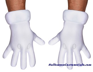 SUPER MARIO ADULT GLOVES