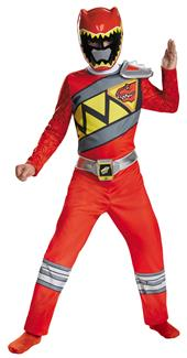 RED RANGER DINO CLASSIC CHILD COSTUME