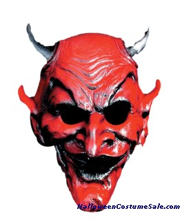 DEVIL MINI MONSTER MASK