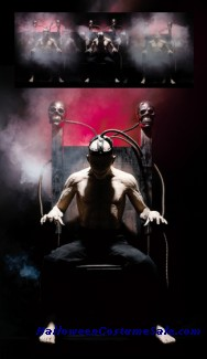 BODY/ELECTRIC CHAIR W/PLATE PROP