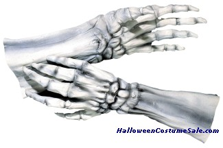 SUPER SKELETON HANDS