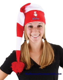 SEUSS ADULT STOCKING HAT