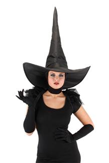WICKED WITCH DELUXE HAT