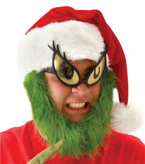 GRINCH ADULT GLASSES