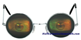 EYEBALL HOLOGRAFIX GLASSES