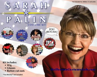 GOVERNOR SARAH PALIN KIT