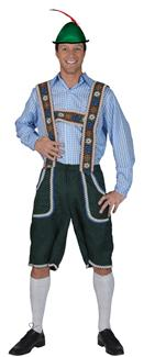 SALZBERG PANTS WITH SUSPENDERS