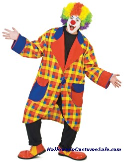 CLUBBERS CLOWN JACKET