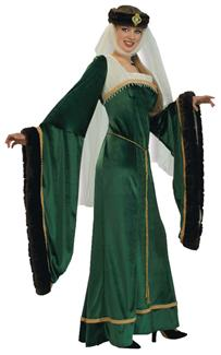NOBLE LADY  ADULT COSTUME