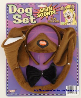 DOG SET WITH SOUND