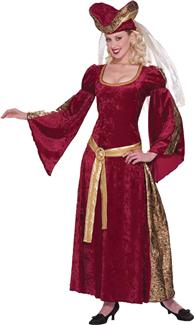 LADY ANNE STANDARD ADULT COSTUME